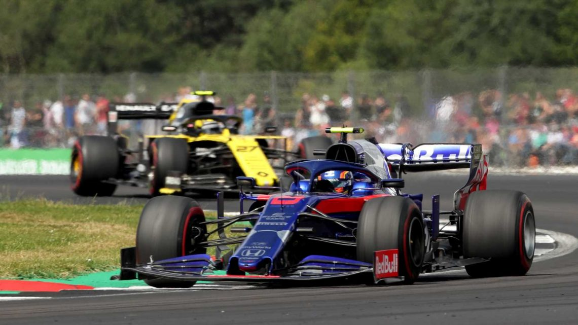 COVID-19 Update: Formula 1 Pointing to Silverstone for F1 Doubleheader July 18-19