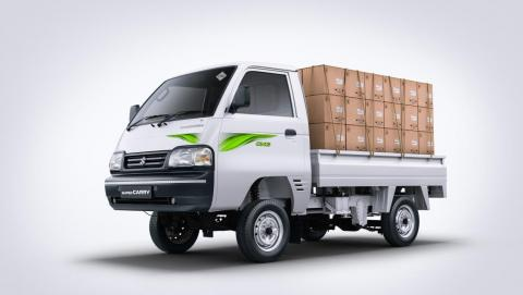 Maruti launches Super Carry S-CNG BS6 at Rs. 5.07 lakh