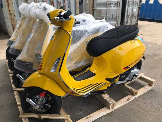 Vespa Malaysia does online scooter sales with Lazada