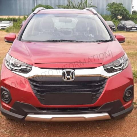 Rumour: Honda WR-V facelift could come in two variants