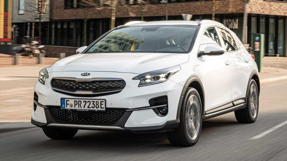 New Kia XCeed PHEV 2020 review