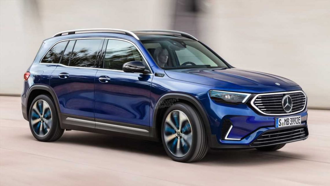 new 2021 mercedes eqb suv to boost brand's electric car