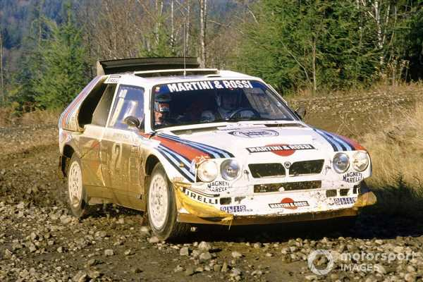 Watch: Group B's brutal rally era, and a car that even scared Alen