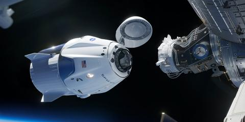 SpaceX set to launch humans from US for 1st time since 2011