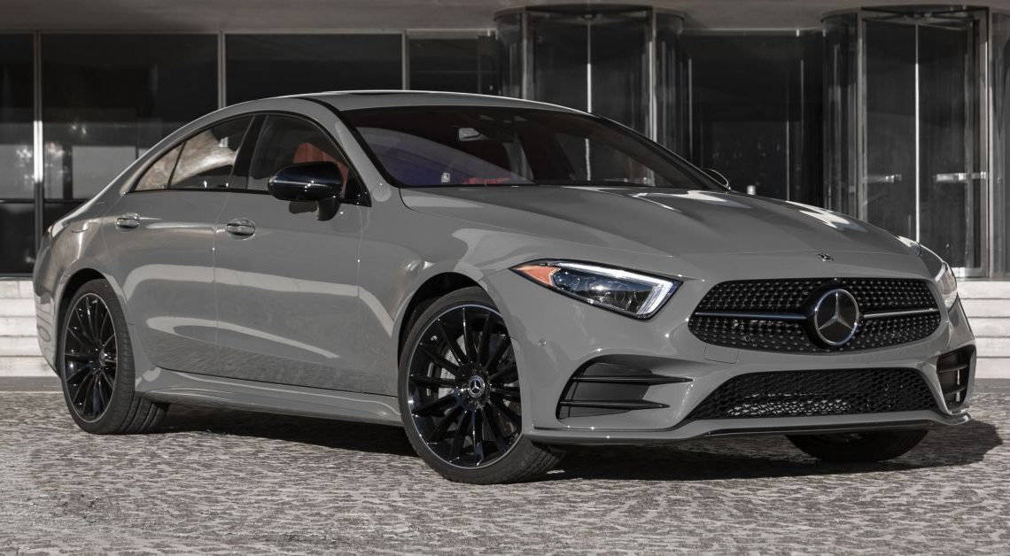 C257 Mercedes-Benz CLS update for 2020 – MBUX, new colours and driving assistance systems added