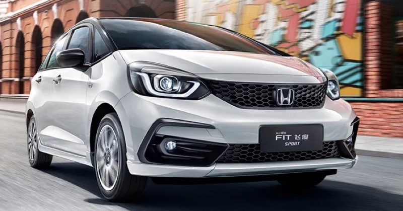2020 Honda Jazz debuts in China with new front end – paultan.org