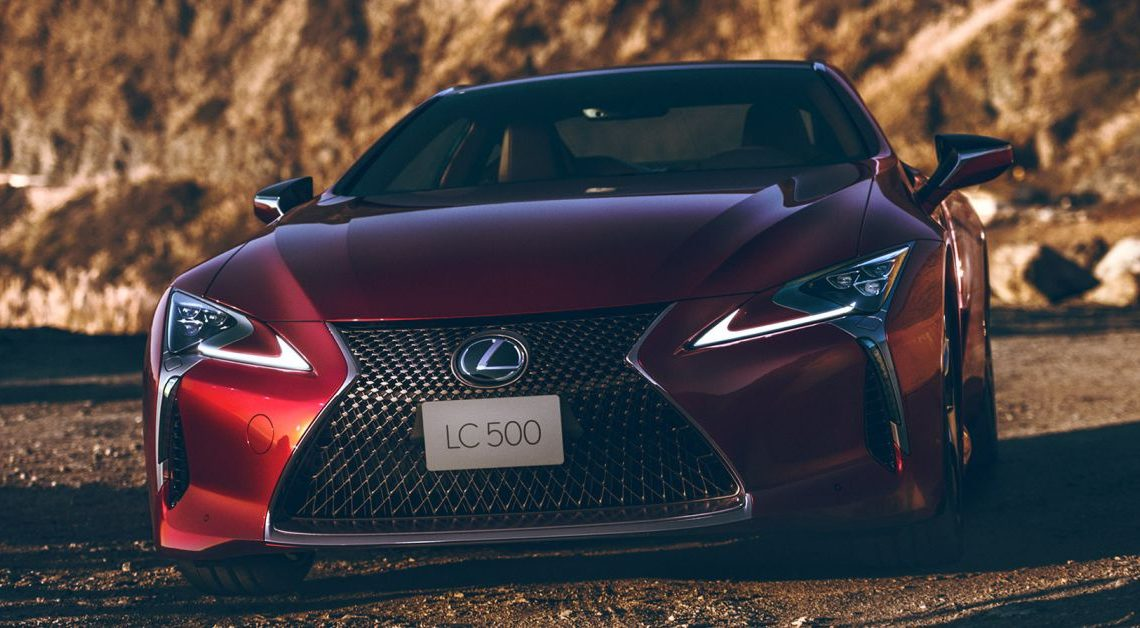 2020 Lexus LC 500 launched in Malaysia – lighter and now with active safety systems; from RM1.25 million