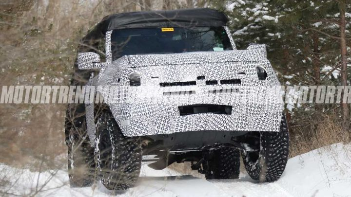 2021 Ford Bronco 4×4 Reveal Timing Confirmed (Again)