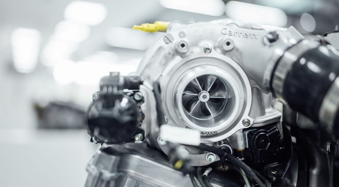Mercedes-AMG Has Partnered With Garrett To Make No-Lag Electric Turbos