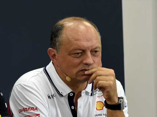 Frederic Vasseur accuses some teams as 'narrow-minded'