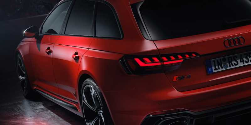 Watch: Audi Engineers Talk RS6 Avant Design
