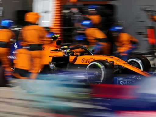McLaren's financial problems 'have been solved'