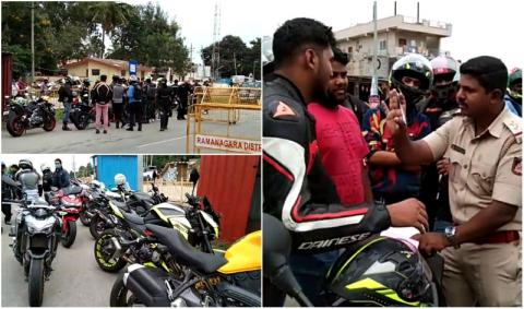 49 bike owners charged illegally, media praises cops