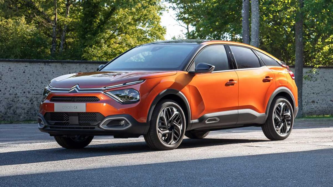 New Citroen C4 morphs into crossover with petrol, diesel and all-electric options