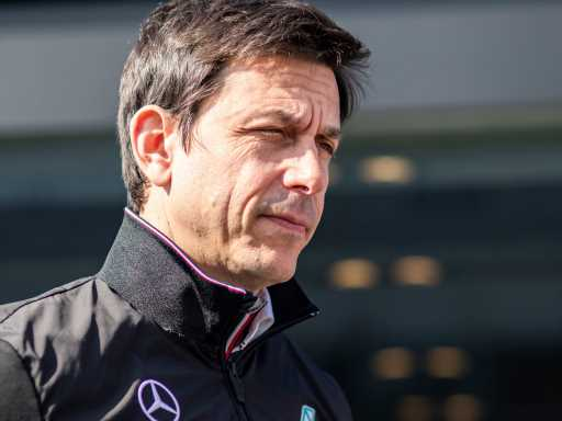 Toto Wolff rejects rumours of a rift at Mercedes