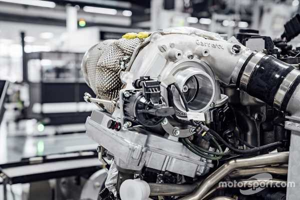 Mercedes reveals first use of F1's MGU-H in road cars