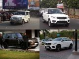 The Bodyguard Cars of India