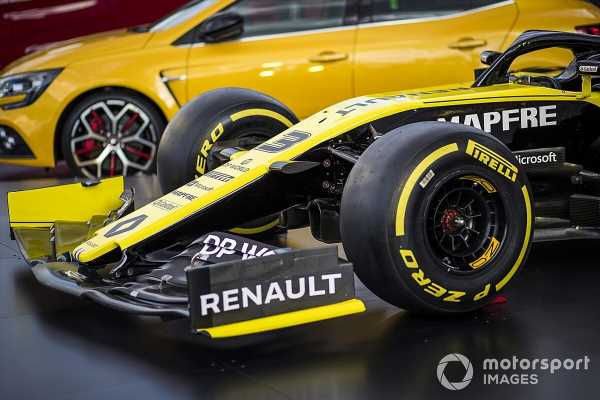 F1 right to trim 2021 downforce to help Pirelli – Renault
