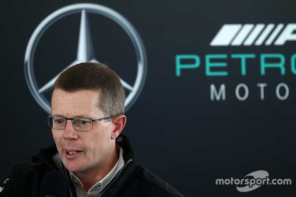 Why Cowell's departure will test Mercedes' depth