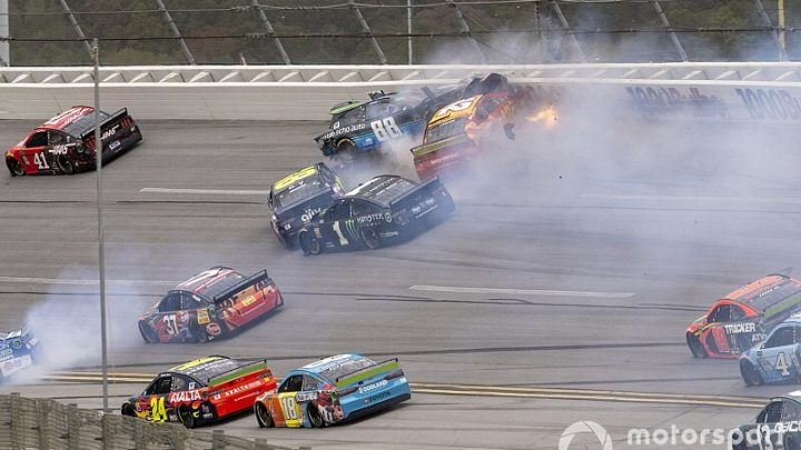 NASCAR news: What time and channel is the Talladega race today?