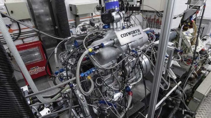 How Cosworth Develops V-12s From Tiny Three-Cylinder Engines