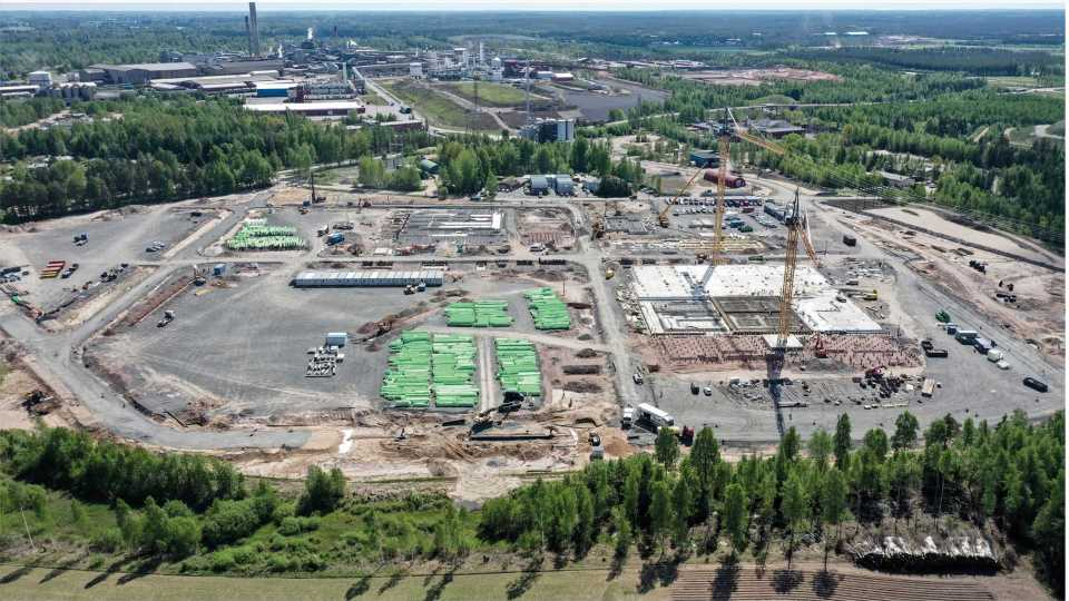 BASF: Battery Material Plants In Europe Remains On Schedule