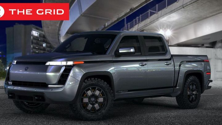This Is the 2022 Lordstown Motors Electric Pickup