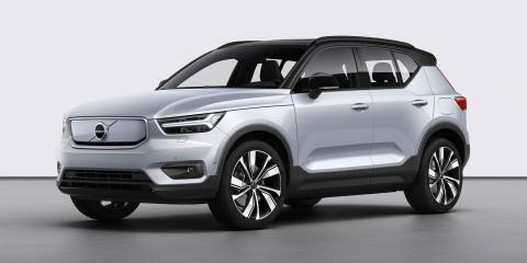 Volvo evaluating X40 Recharge electric SUV for India
