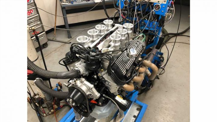 Dyno Tested 347-Inch Small-Block Ford Makes Over 500hp