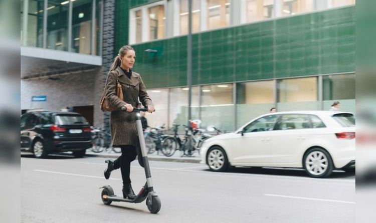 Electric scooters UK: Can you ride e scooters on the road in Britain?