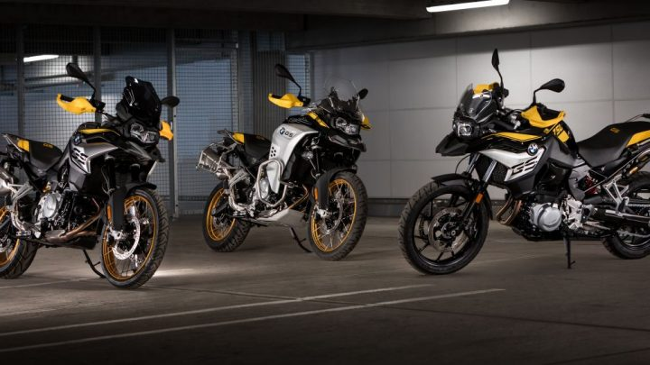 2020 BMW Motorrad F750GS, F850GS and F850GS Adventure launched – 40 years of the BMW GS – paultan.org