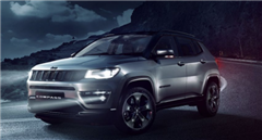 Jeep Compass Night Eagle priced at Rs. 19.95 lakh