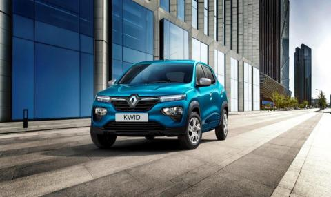 Renault Kwid 1.0L RXL variant launched at Rs. 4.16 lakh