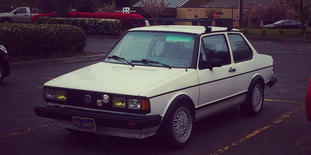 Forum Friday: Greta the (G60) Jetta
