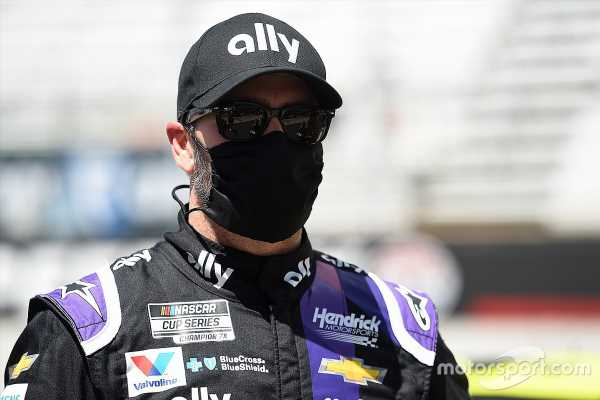 NASCAR news: Jimmie Johnson tests positive for COVID-19