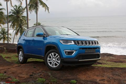 Jeep Compass recalled for wiper assembly brace nut issue