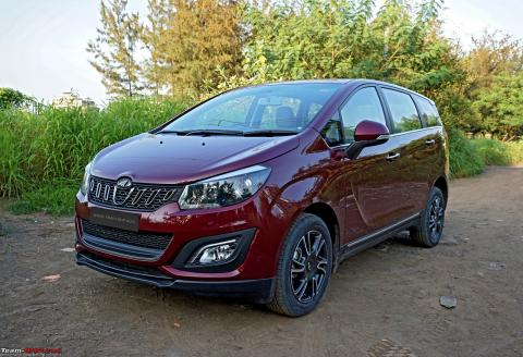 BS6 Mahindra Marazzo M6+ trim could cost Rs. 13.49 lakh