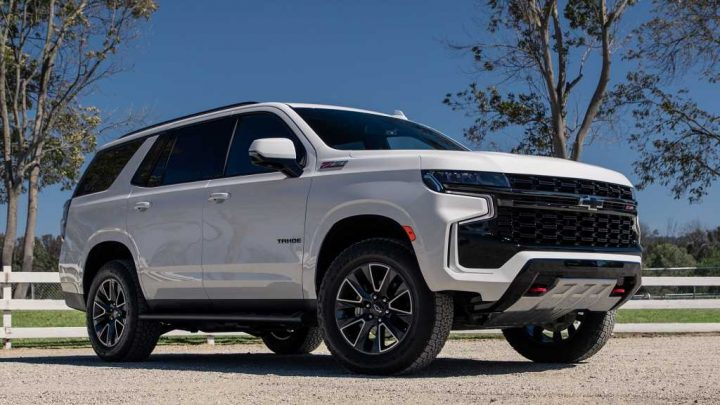 First Test—2021 Chevrolet Tahoe Z71