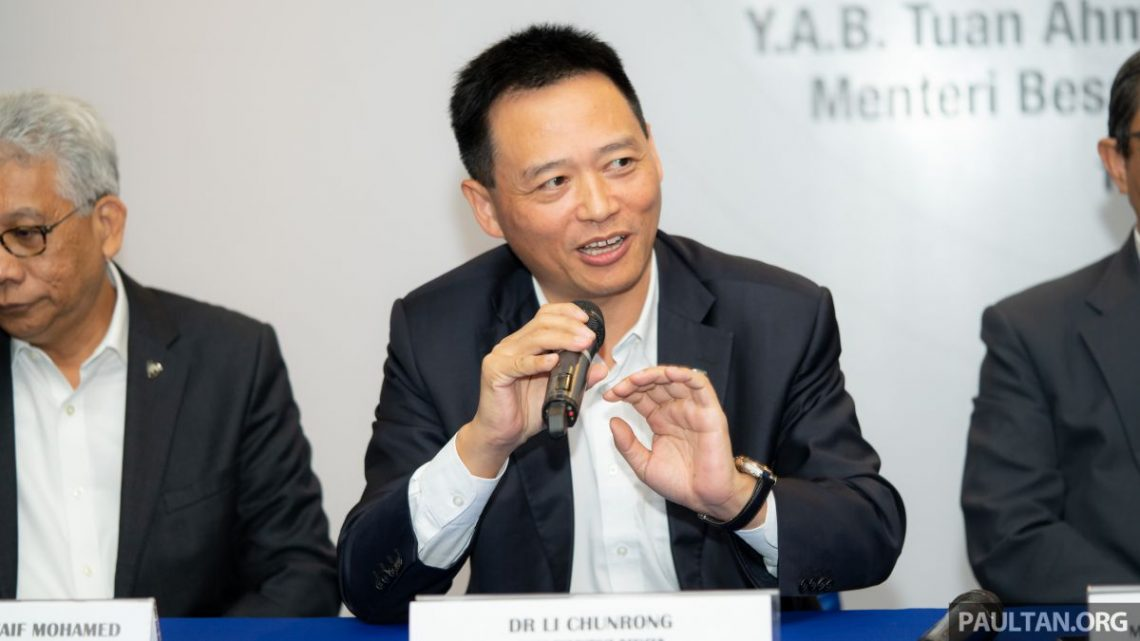 Proton aims to unseat Perodua as top auto brand in Malaysia first before ASEAN exports – Li Chunrong – paultan.org