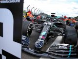 Hamilton on tyre drama: 'Maybe we should have stopped'