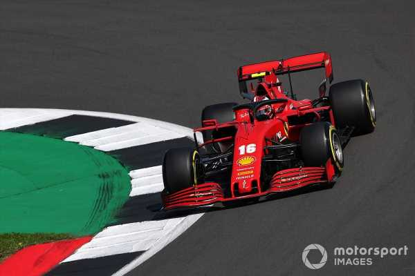 Ferrari to hold Silverstone filming day between F1 races