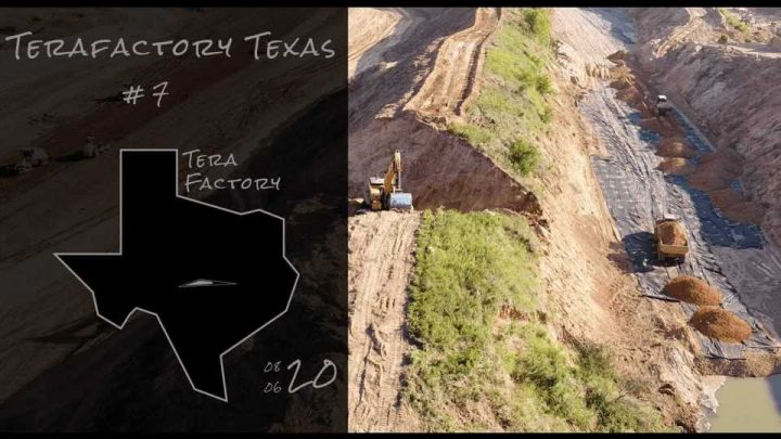 Tesla Giga Austin Surprises With Fast Pace Of Progress: August 7, 2020