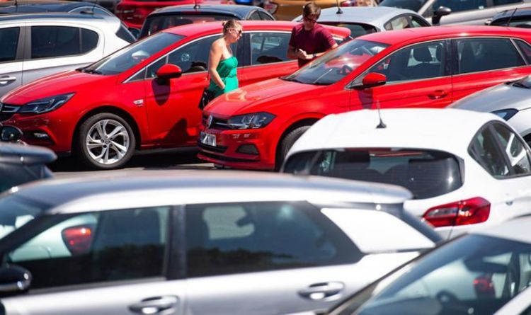 Used car prices rise to over £8,000 as demand for second-hand models continues to grow