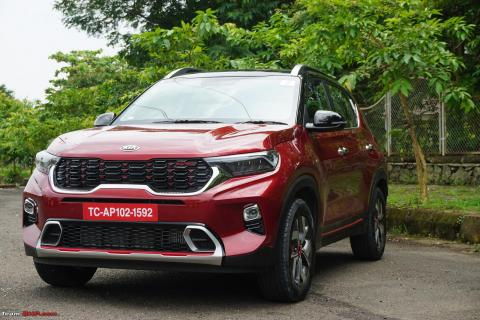 Kia Sonet launched at Rs. 6.71 lakh