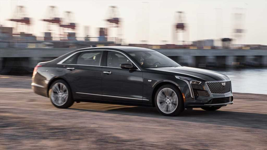 2020 Cadillac CT6 4.2-liter Twin-Turbo Platinum; Tested At Last