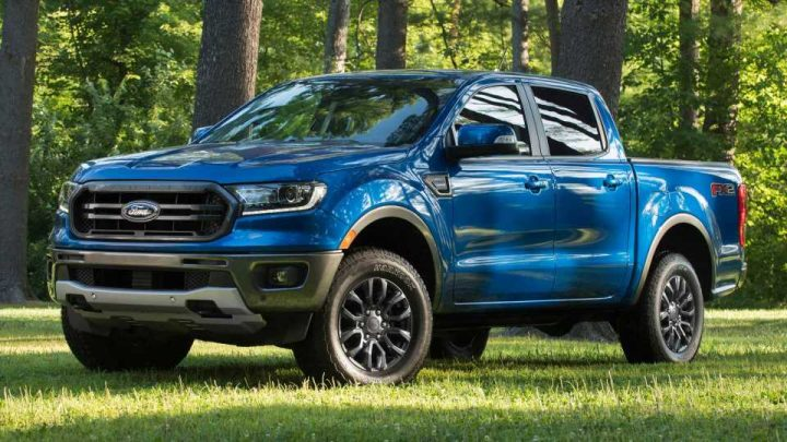 Only A Quarter Of Ford Ranger Customers Opt For Stock Look