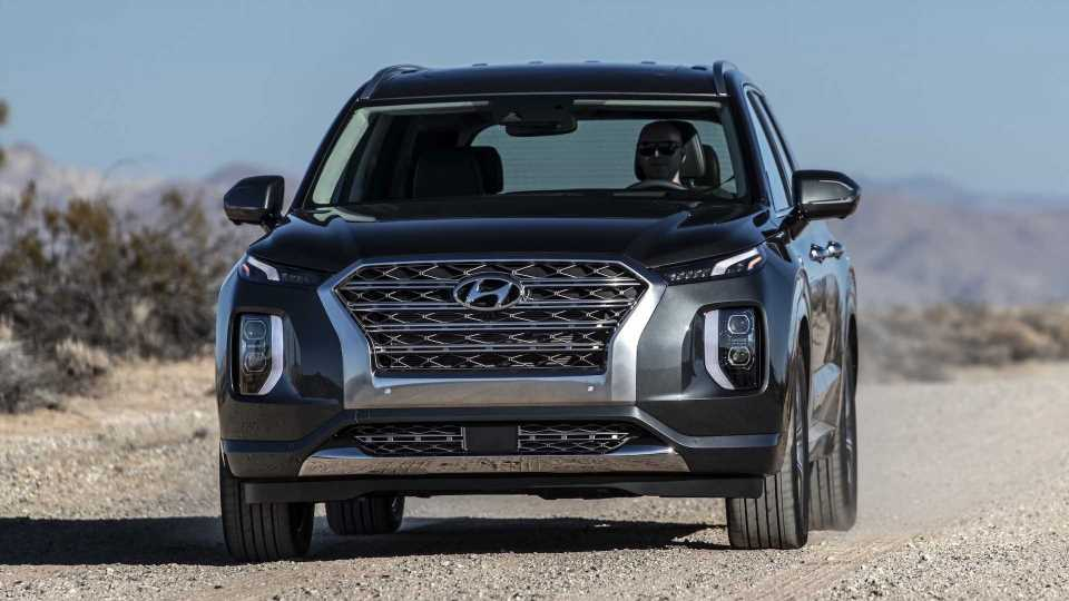 Hyundai Palisade Finally Available With 0% APR, But There's A Catch
