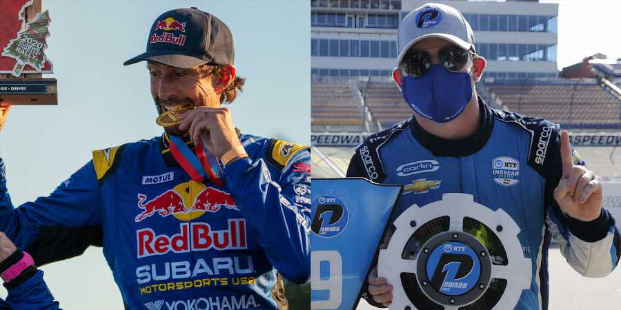 IndyCar's Conor Daly to Make NASCAR Trucks Debut; Action Sports Star Travis Pastrana Returns