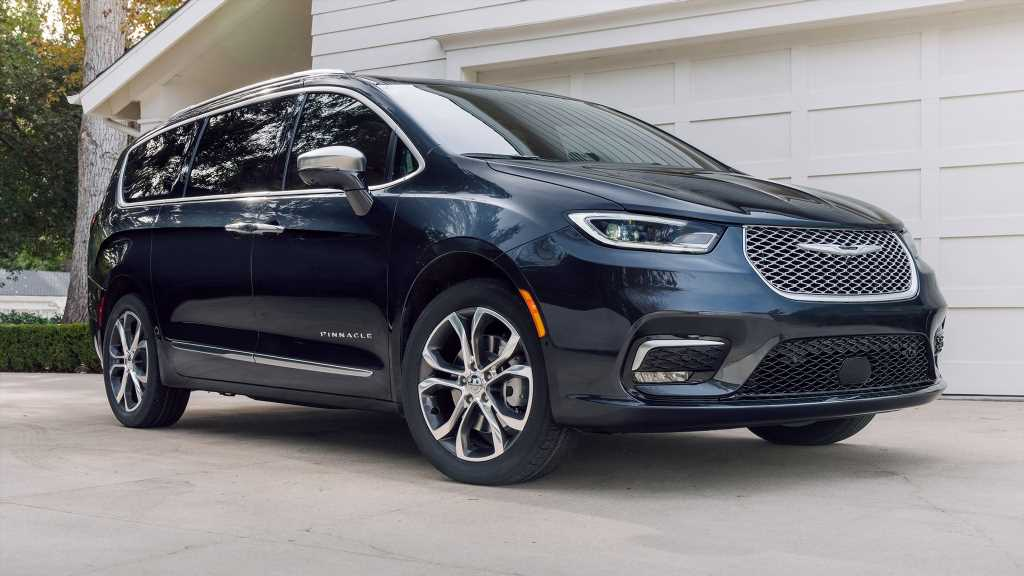 2021 Chrysler Pacifica Pricing: Your New Minivan Cost HOW MUCH?!