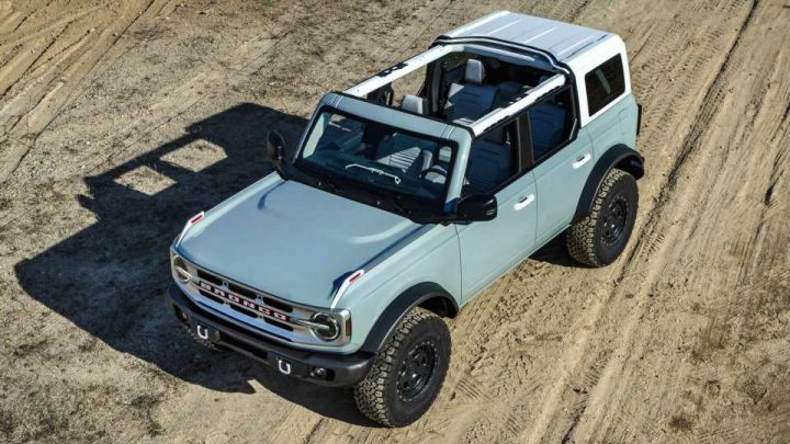 Ford Estimates More Than 75 Percent Of Bronco Deposits Will Become Sales